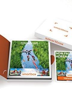 Livres Couvertures de SMARTBOX - Coffret Cadeau - TENTATIONS AVENTURE - 840 activités : CONDUITE DE GT (FERRARI, LAMBORGHINI), VOL EN ULM, SAUT À L'ÉLASTIQUE