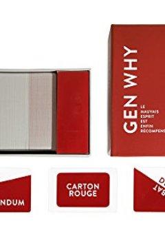 Livres Couvertures de GEN WHY - Le jeu qui récompense le mauvais esprit