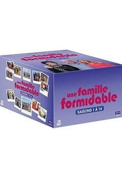 Livres Couvertures de Une famille formidable - Saisons 1 à 14