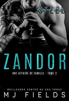 Livres Couvertures de Zandor: Une affaire de famille #3
