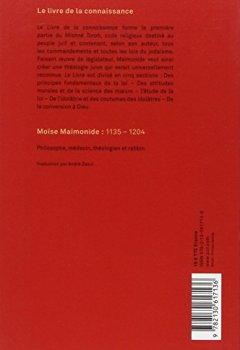 Livres Couvertures de Le livre de la connaissance