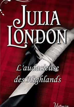 Livres Couvertures de L'audacieuse des Highlands (Les mariés écossais t. 4)
