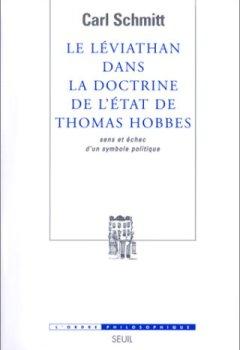Livres Couvertures de Le Léviathan dans la doctrine de l'état de Thomas Hobbes : Sens et échec d'un symbole politique