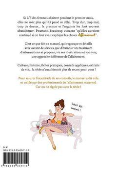 Livres Couvertures de Manuel très illustré d'allaitement
