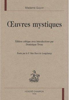 Livres Couvertures de Oeuvres mystiques