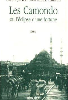 Livres Couvertures de Les Camondo ou l'éclipse d'une fortune