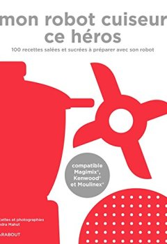 Livres Couvertures de Mon robot cuiseur ce héros