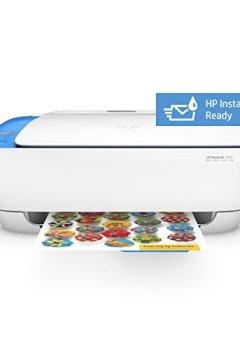 Livres Couvertures de HP Deskjet 3639 Imprimante Multifonction Jet d'encre Couleur (8,5ppm, 4800 x 1200 ppp, USB, Wifi, Instant Ink)