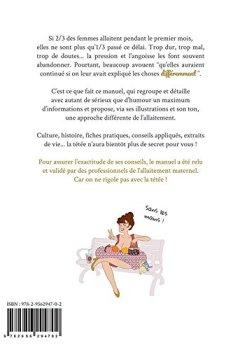 Livres Couvertures de Manuel Tres Illustre d'Allaitement
