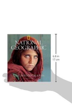 Buchdeckel von National Geographic: The Photographs (National Geographic Collectors Series)