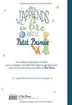 Livres Couvertures de J'apprends à lire avec le Petit Prince