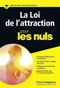 Livres Couvertures de La Loi de l'attraction pour les Nuls poche