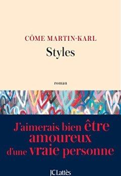 Livres Couvertures de Styles