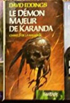 Livres Couvertures de Chant de la Mallorée en 5 tomes (Les gardiens du Ponant/ Le roi des Murgos/ Le démon majeur de Karanda/ La sorcière de Darshiva/ La sibylle de Kell)