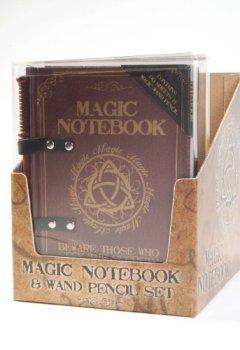 Livres Couvertures de Carnet du Magicien