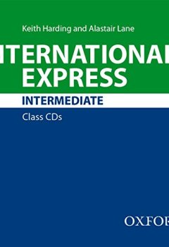 Livres Couvertures de International Express: Intermediate: Class Audio CD