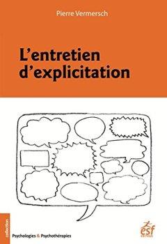Livres Couvertures de L'entretien d'explicitation