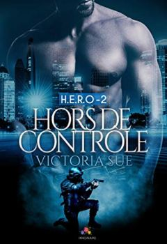 Livres Couvertures de Hors de contrôle: H.E.R.O, T2