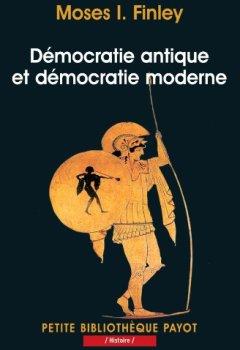 Livres Couvertures de Démocratie antique et démocratie moderne