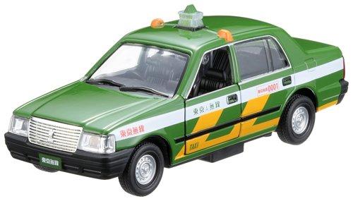 プレイキャスト 1/32 タクシー東京無線