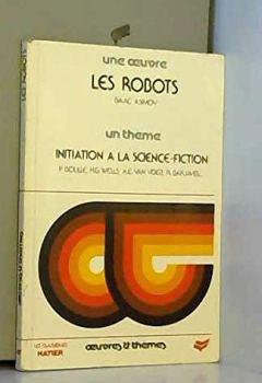 Livres Couvertures de Les Robots