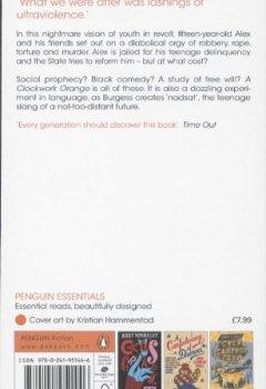 Livres Couvertures de A Clockwork Orange
