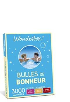 Livres Couvertures de WONDERBOX - Coffret cadeau - BULLES DE BONHEUR