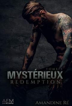 Livres Couvertures de Rédemption: Dark romance (Mystérieux t. 3)