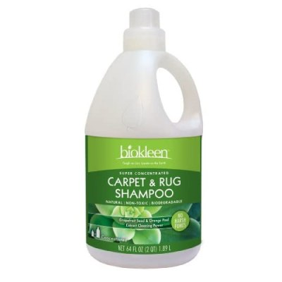 Biokleen Carpet and Rug cleaner