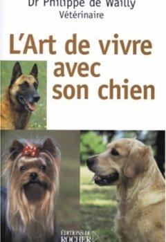 Livres Couvertures de L'art de vivre avec son chien