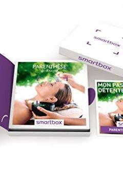 Livres Couvertures de SMARTBOX - Coffret Cadeau - PARENTHÈSE DE DOUCEUR - 2240 soins : MODELAGE, GOMMAGE, SOIN DU VISAGE, MANUCURE, ACCÈS AU SPA...