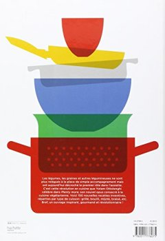 Livres Couvertures de Plenty more: Les nouvelles recettes végétariennes de Yotam Ottolenghi