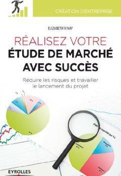 Livres Couvertures de Réaliser votre étude de marché avec succès