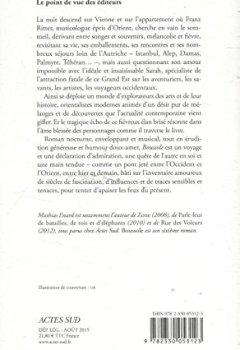 Livres Couvertures de Boussole - Prix Goncourt 2015
