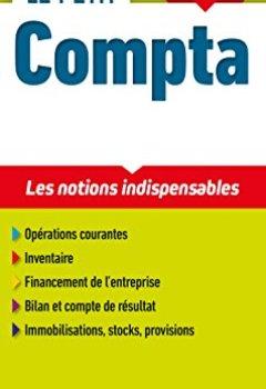Livres Couvertures de Le petit Compta 2018 - 10e éd. - Les notions indispensables