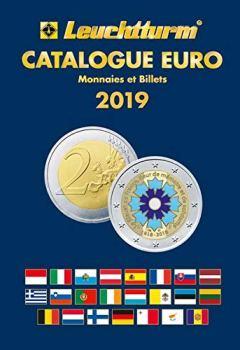 Livres Couvertures de CATALOGUE EURO MONNAIES ET BILLETS 2019