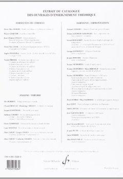 Livres Couvertures de Du Solfege Sur la F.M. 440.4 - Chant/Audition/Analyse - Eleve