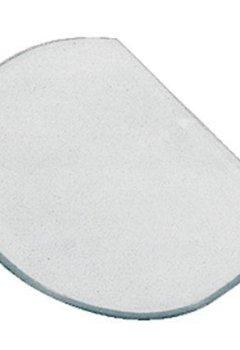 Livres Couvertures de De Buyer 4858.00N Raclette Corne Coupe Pate Ronde Blanche