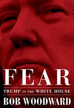Livres Couvertures de Fear: Trump in the White House