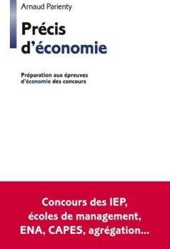 Livres Couvertures de Précis d'économie