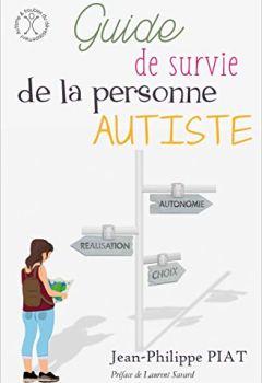 Livres Couvertures de Guide de survie de la personne autiste