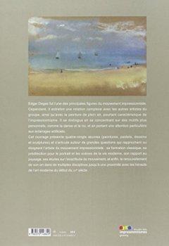 Livres Couvertures de Degas, un peintre impressionniste?
