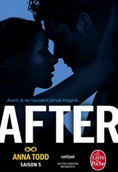 Livres Couvertures de After ever happy (After, Tome 5)