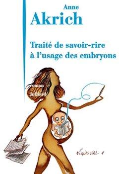 Livres Couvertures de Traité de savoir-rire à l'usage des embryons