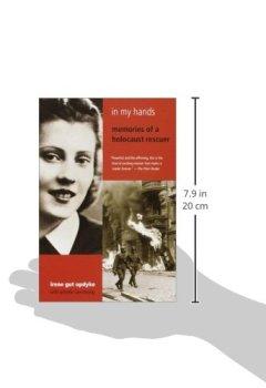 Buchdeckel von In My Hands: Memories of a Holocaust Rescuer