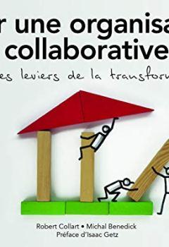 Livres Couvertures de Bâtir une organisation collaborative : Activez les leviers de la transformation !
