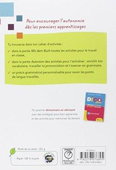 Livres Couvertures de Spontan 1 neu palier 1 - 1re année - Cahier d'activités