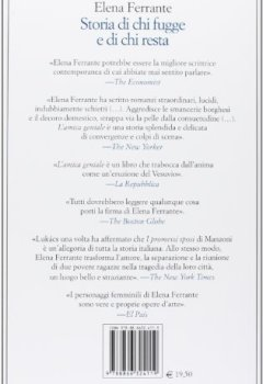 Livres Couvertures de Storia Di Chi Fugge E Di Chi Resta