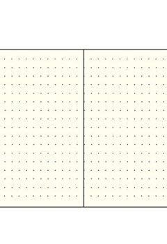 Livres Couvertures de Leuchtturm1917 344809 Carnet Medium (A5), 249 pages numérotées, baie, pointillés