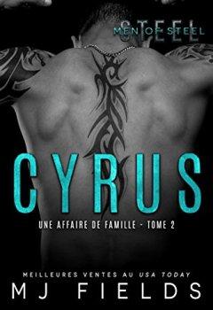 Livres Couvertures de Cyrus: Une affaire de famille #2